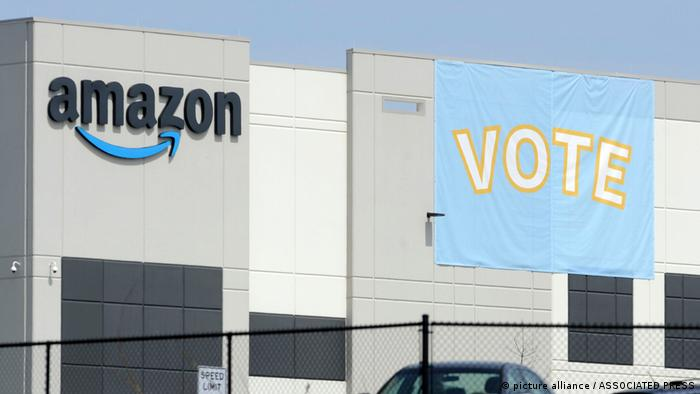 Amazon in Alabama