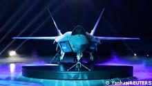 Südkorea Militär l KF-21 Kampfjet