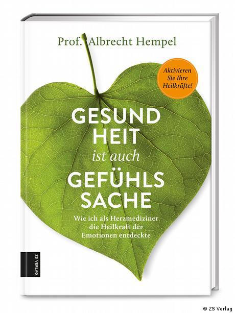 Обложката на книгата на проф. Албрехт Хемпел