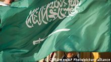 USA Saudi-Arabien Fahne