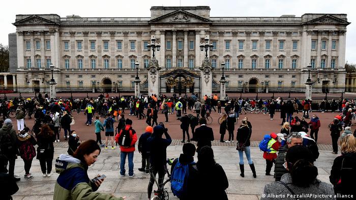 UK London Trauer um Prinz Philip