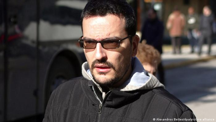 Griechenland l Griechischer Journalist Giolias erschossen, 2010