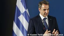 نخست وزیر یونان شماری از سازمانهای غیردولتی را به همکاری با قاچاقبران متهم کرد