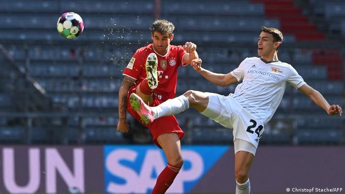 Fussball Bundesliga l FC Bayern München vs 1. FC Union Berlin