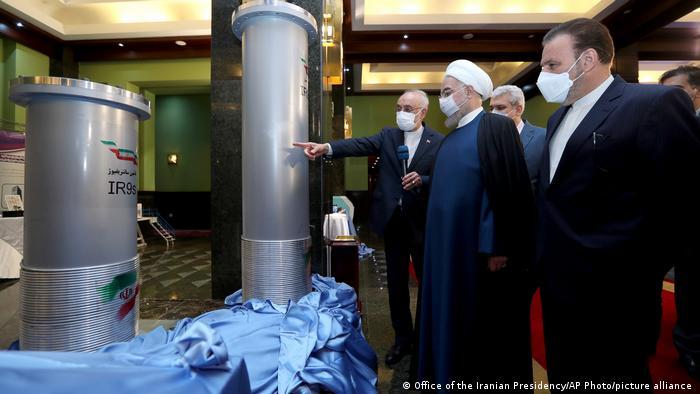 جمهوری اسلامی ایران و موضوع غنیسازی ۶۰ درصدی اورانیوم