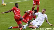 Fussball Bundesliga l FC Bayern München vs 1. FC Union Berlin 1:0 - Nianzou