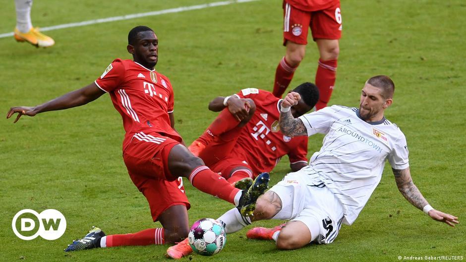 FC Bayern lässt gegen Union Punkte liegen