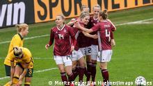 Fussball, Frauen l Deutschland - Australien 2:0 - Jubel