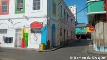 Mosambik Streetart in Maputo