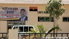 Angola MPLA-Hauptqartier in Luanda