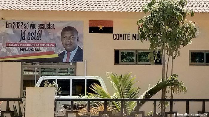 Comité do MPLA em Luanda