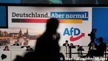 Deutschland | AfD Parteitag in Dresden