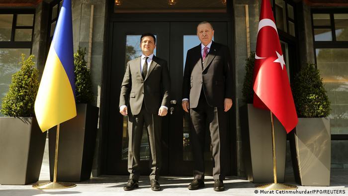 Переговори Зеленського та Ердогана