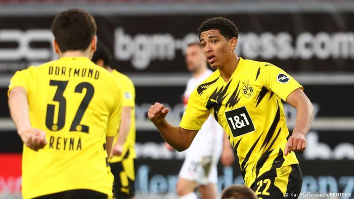 Fußball Bundesliga | Stuttgart - Dortmund