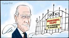 Karikatur von Vladdo | Políticamente incorrecto.