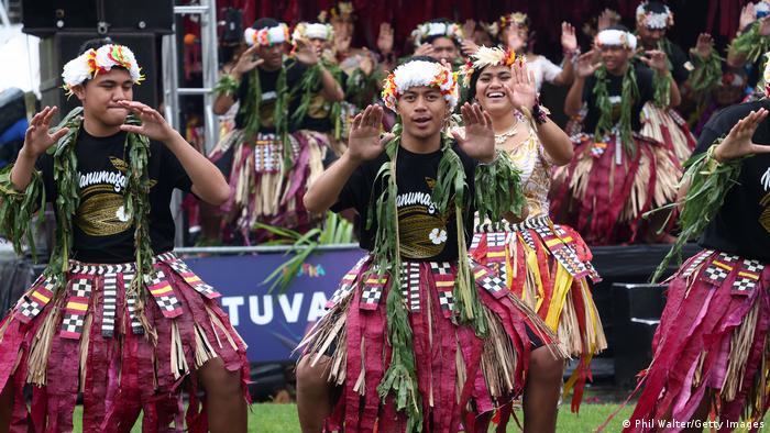 BdTD Neuseeland Auckland | Festival der pazifischen Kulturen