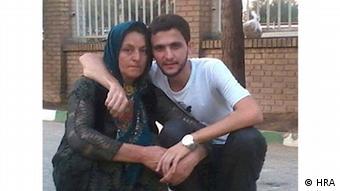 افشین سهرابزاده، پناهجوی بازداشتشده در ترکیه