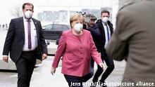 Deutschland l Klausurtagung im Bundestag, Kanzlerin Merkel