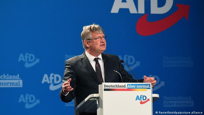 Dresden Bundesparteitag AfD | Jörg Meuthen
