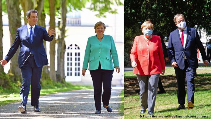 Deutschland K-Frage | CDU -CSU | Soeder oder Laschet