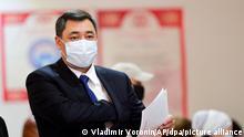 Kirgistan | Abstimmung über Rückkehr zur Präsidialrepublik - Sadyr Schaparow