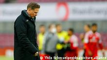 Deutschland Bundesliga - 1. FC Köln v 1. FSV Mainz 05 | Markus Gisdol