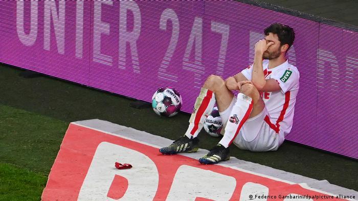 Deutschland Bundesliga - 1. FC Köln v 1. FSV Mainz 05 | Jonas Hector