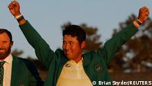 USA Golf The Masters Augusta | Hideki Matsuyama