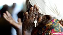 Symbolbild Haiti Religion
