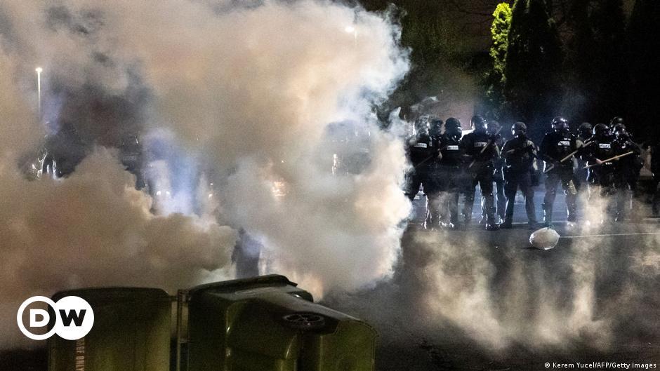مينيابوليس.. احتجاجات بعد مقتل أمريكي من أصول إفريقية
