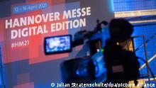 Hannover Messe 2021 Digital Edition