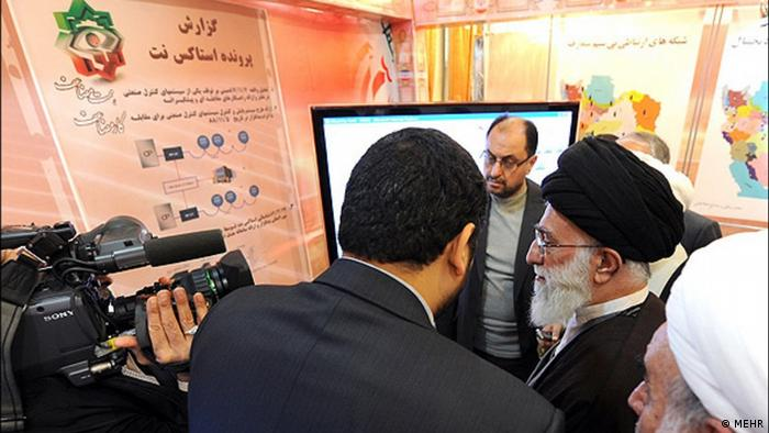 Iran's intelligence agency informs Iranian revolutionary leader about an attack on Iranian nuclear facility in 2010
