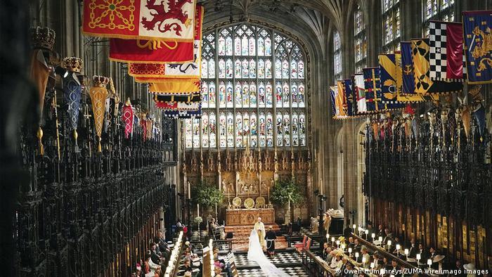 Solo 30 personas podrán participar en el funeral en la Capilla de San Jorge del Castillo de Windsor