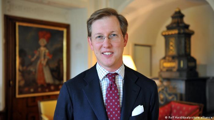 Принц Бернхард Баденский, 2010 год