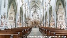 Schloß Kloster und Internat Salem am Bodensee, Deutschland