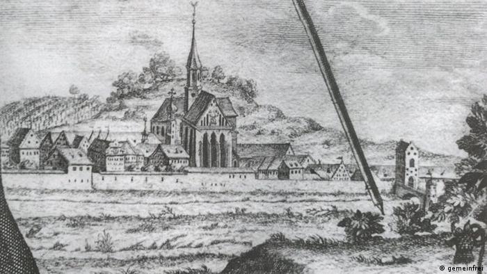 Имперское аббатство в Залем