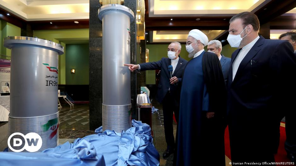 Iran enriches uranium as the West watches on