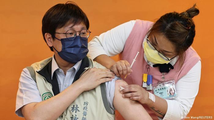 Weltspiegel 12.04.2021 | Corona |Taiwan Taoyuan | Impfung
