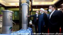 Iran Atomprogramm