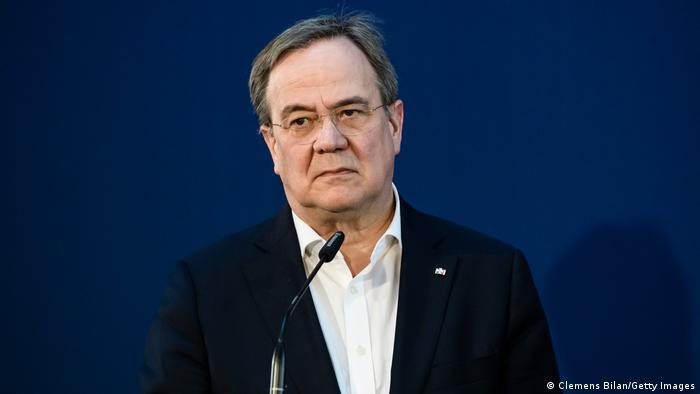 Председатель Христианско-демократического союза Армин Лашет