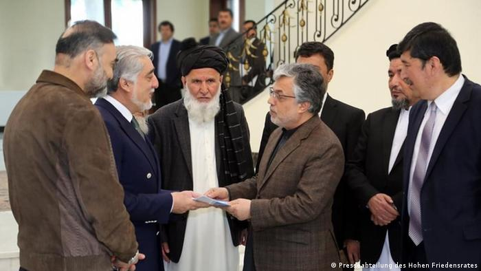 Afghanistan-Friedensplan fertiggestellt Friedenskonferenz