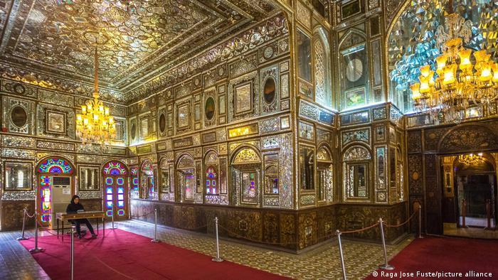 تهران کاخ گلستان
