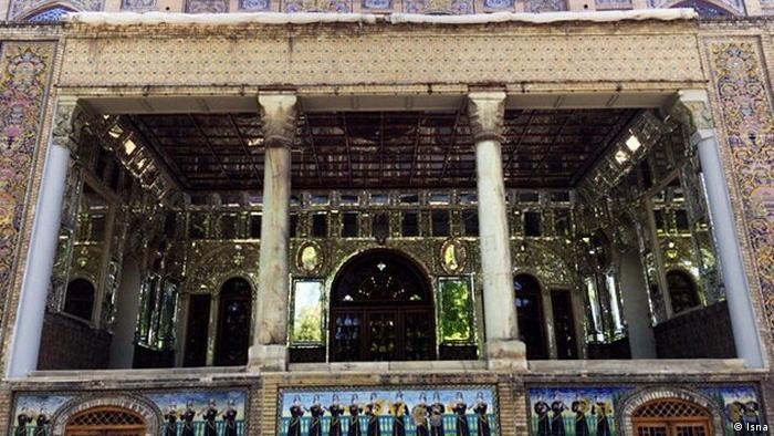 تهران کاخ گلستان و شمس العماره