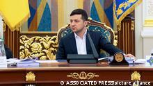 Ukraine Volodymyr Selensky