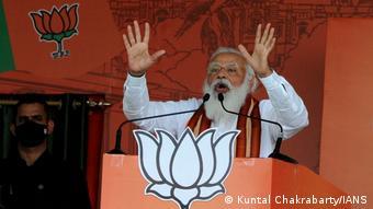 Indien, Kalkutta | Parlamentswahlen Narendra Modi