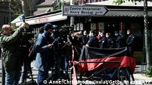 Frankreich Schießerei vor Krankenhaus in Paris