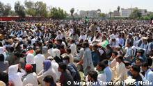 Bewohner von Nangarhar wollen Waffenstillstand in Ramadan