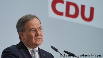 CDU Genel Başkanı Armin Laschet