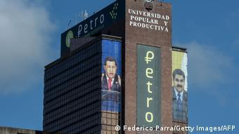 Venezuela Wirtschaftskrise Petro