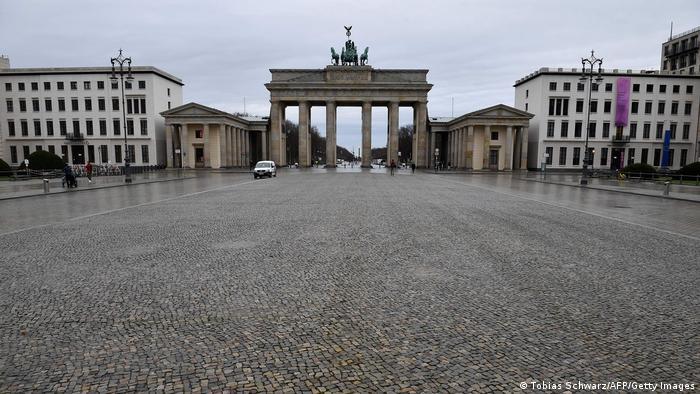 Deutschland Coronavirus - Lockdown